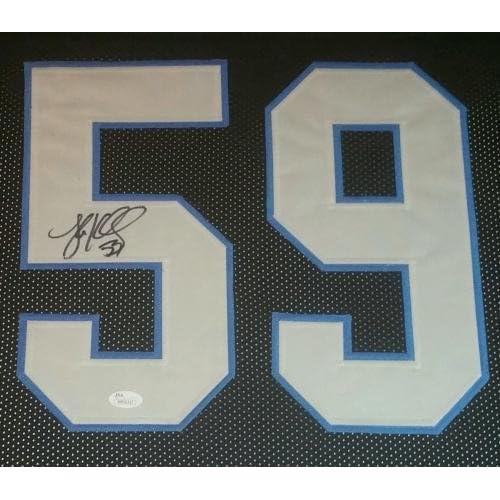 get cheap 64dde 10020 Signed Luke Kuechly Jersey - Framed - JSA Certified ...