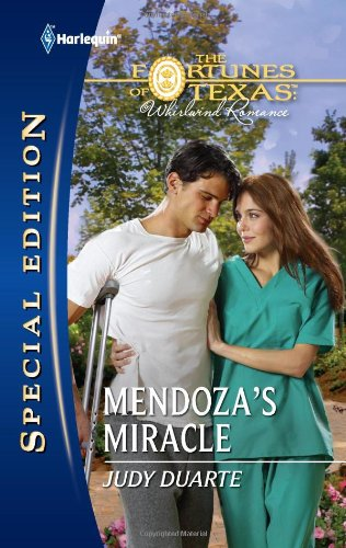 book cover of Mendoza\'s Miracle