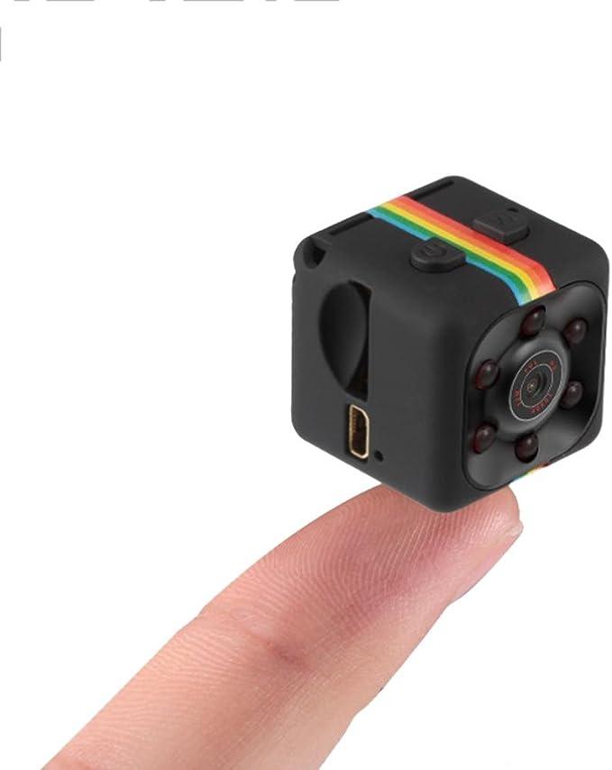 Pawaca Mini Kamera 1080p Sq11 Hd Camcorder Dv Recorder Kamera