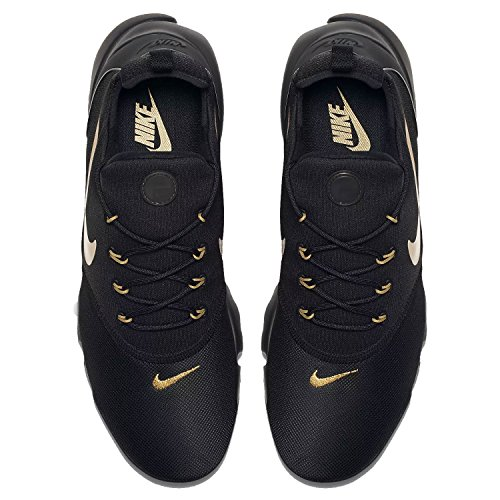 de Blanc Black Gum Chaussures Homme Presto Fly Blanc Blanc Gold Metallic NIKE Gymnastique z4xpnYw