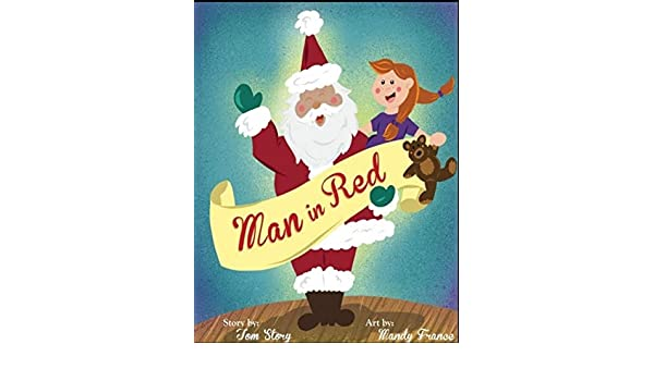 Man in Red (English Edition) eBook: Tom Story, Mandy France: Amazon.es: Tienda Kindle