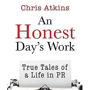 An Honest Day's Work Audiobook