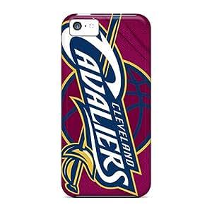 Hot Tpu Cover Case For Iphone/ 5c Case Cover Skin - Dallas Mavericks