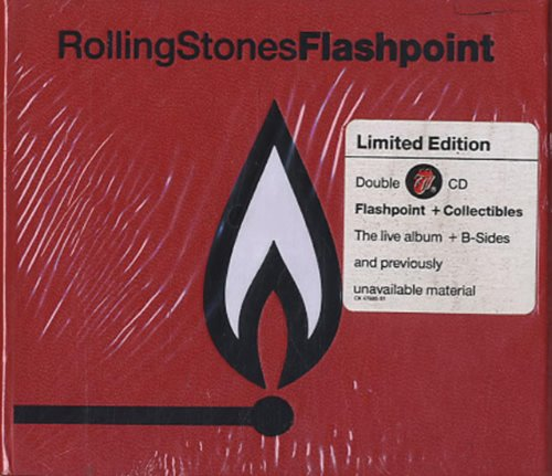 The Rolling Stones - Flashpoint + Collectables - Zortam Music
