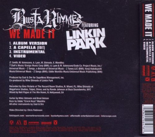 Busta Rhymes The Coming Cd