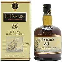 El Dorado 15 Year Old Old Special Reserve Rum, 70 cl