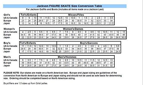 Jackson Ultima Mystique JS1593 Width Medium Size 3.5 by Jackson (Image #3)