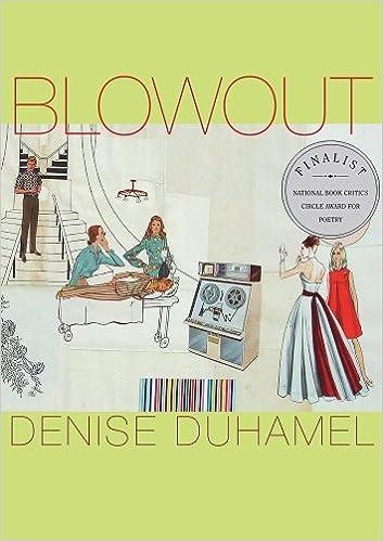 Blowout (Pitt Poetry Series): Duhamel, Denise: 9780822962366 ...