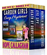 Garden Girls Cozy Mysteries Series: Box Set II (Books 4-6)