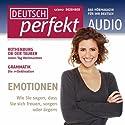 Deutsch perfekt Audio - Emotionen. 12/2012 Audiobook by  div. Narrated by  div.