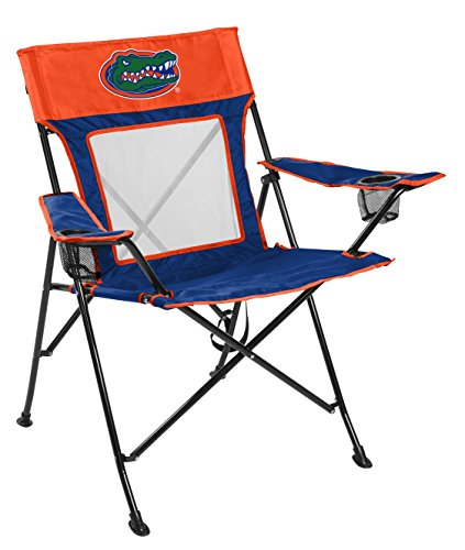 Rawlings NCAA Florida Gators Unisex 00643022111NCAA Game Changer Chair (All Team Options), Blue, Adult