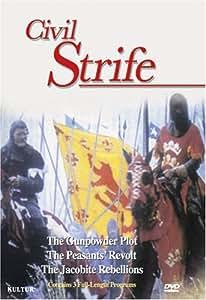 Civil Strife Boxed Set / The Peasants' Revolt, The Gunpowder Plot, The Jacobite Rebellions