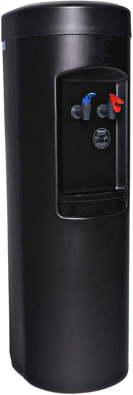 Bottleless Water Cooler - Hot & Cold Water Dispenser. Filter and Install Kit. (Available in White)