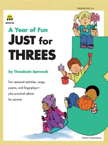 A Year of Fun Just for Three's