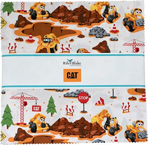 CAT Buildin' Crew 10