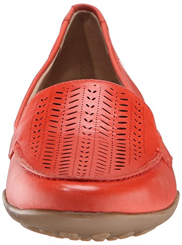 Easy Spirit Women's Jasmera Ballet Flat Red 4ou0F2l