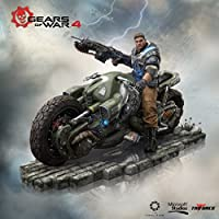 Gears Of War 4: Edición Coleccionista Variante JD Statue: Amazon ...