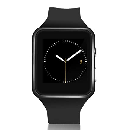 WCPZJS Smart Watch X6 Pasómetro de Actividad Bluetooth ...