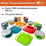 GSI Outdoors - Infinity 4 Person Deluxe Nesting