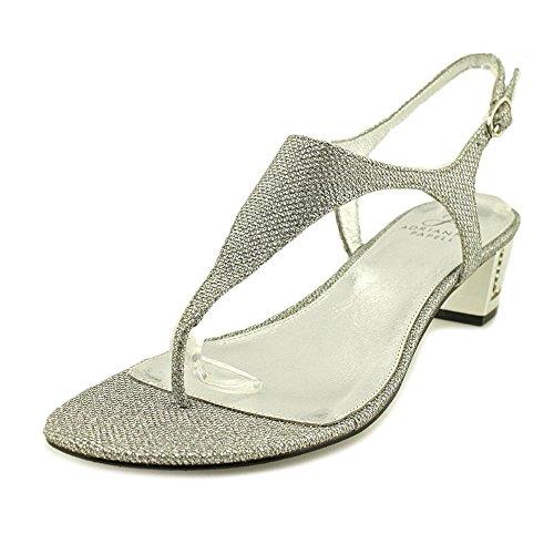 Thong Flat Heel Sandal - 7