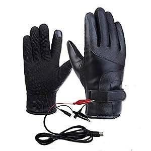 Amazon.com: TOOGOO Winter Heated Gloves Warmer Electric
