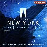 Clarinet Concerto/ Spirituals/