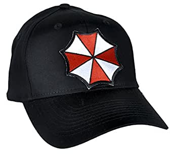 Resident Evil Umbrella Corporation Hat Baseball Cap Alternative Clothing