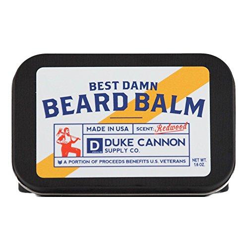 Duke Cannon Best Beard Balm, 1.6 Ounce by Duke Cannon