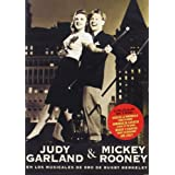 Judy Garland & Mickey Rooney in the Golden Musicals of Busby Berkeley - 4 Films on 2 DVDs: Babes In Arms (1939), Strike Up The Band (1940), Babes On Broadway (1941), Girl Crazy (1943) - Region Free PAL Edition by Judy Garland