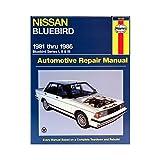 Nissan Bluebird Australian Automotive Repair Manual: 1981 to 1986