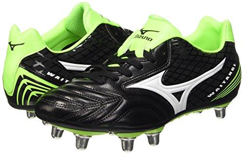 Homme Mizuno Pour Blanc Rugby De Bottes Waitangi Noir Vert Ps gecko YRqSXwYr