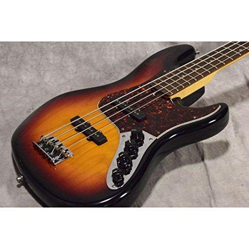 Fender/American Deluxe Jazz Bass Noiseless 3-Color Sunburst B07D9ZP8VG