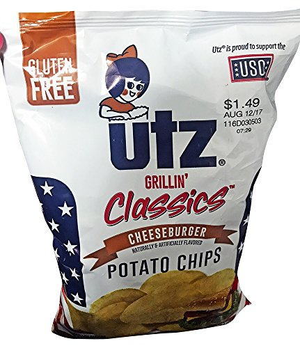 utz honey bbq chips - 7