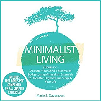 Amazon Com Minimalist Living 2 Books In 1 Declutter Your Mind