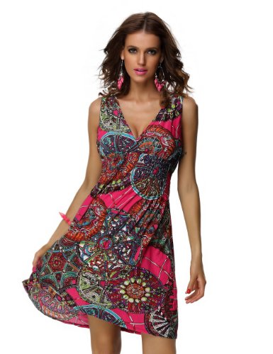 Women's Sun Dress: Amazon.com
