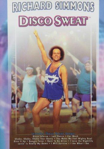 Richard Simmons - Disco Sweat (Simmons Workout Richard Video)