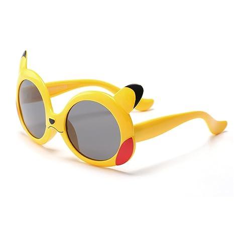 Diseño de Dibujos Animados Gafas de Sol para niños Marco de ...