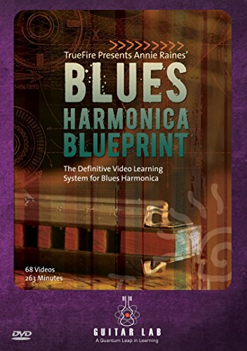 Blues Harmonica Blueprint