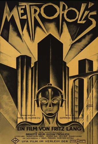Metropolis 11 x 17 Movie Poster