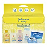 Johnson's Baby Take Along Pack, 6 Items