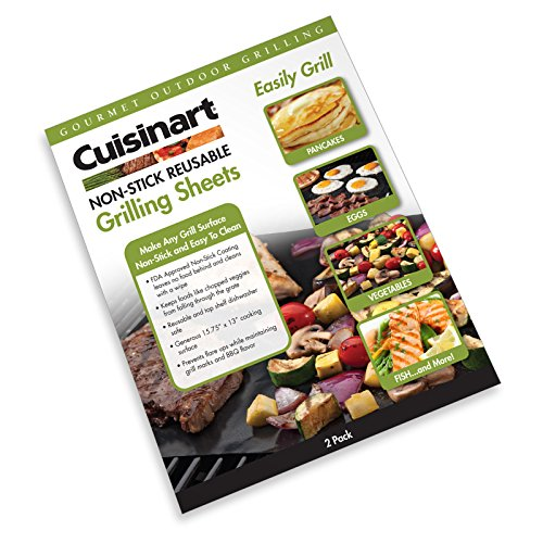 Cuisinart CNGS 1613 Non Stick Reusable Grilling product image