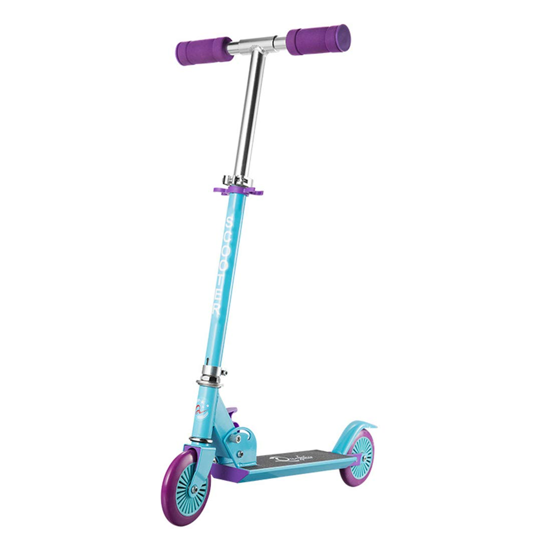 GRXXX Pedal de Andador de Aluminio Plegable de Dos Ruedas de ...