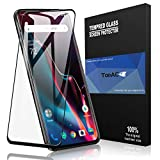 TopACE for OnePlus 7 Pro Screen Protector, OnePlus 7 Pro Tempered Glass 9H Hardness [Case Friendly][Anti-Scratch][Bubble Free] Lifetime Replacement Warranty (Black)