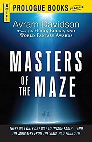 book cover of Masters of the Maze