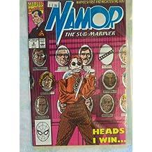 Namor the Sub-Mariner #8 : Never Bet the Devil Your Head (Marvel Comics)