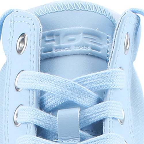 Zapatos De Incremento Mujer Gao Calzado Coreana Lona Invisible Versión Sandales Bang Casual Azul Deportivo 1wE6qwx