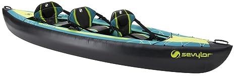 SEVYLOR Kayak Ottawa 3P: Amazon.es: Deportes y aire libre