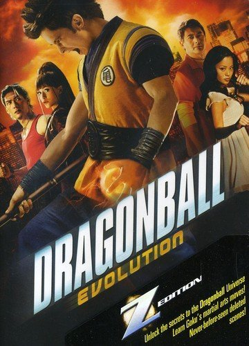Dragon Ball Evolution: Z Edition Eriko Justin Chatwin James Marsters Jamie Chung