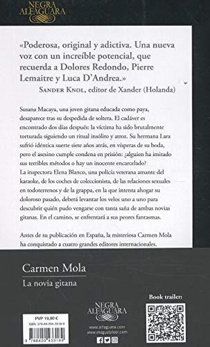 La novia gitana (Inspectora Elena Blanco 1): Amazon.es: Carmen ...