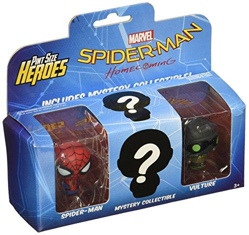 - Funko Pint Size Hero: Spider-Man Set 2 Collectible Figure
